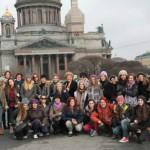 Αγία Πετρούπολη, Ρωσία - Β' βραβείο μοντέρνου χορού