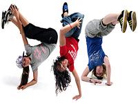 Σχολή Χορού hip hop