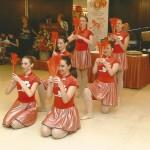 Η σχόλη χορού «M. Κανατσούλη» στην πρεσβεία της Κίνας